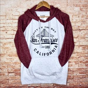 California Republic | San Francisco Logo Hoodie